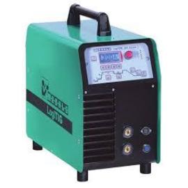 Heg. Inverter Merkle AVI hegesztőgép LogiTIG 240 DC BiPower, 12000Hz-ig állítható (Binzel 4m AVI pisztollyal és test kábellel) Használt gép!