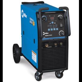 Miller MIGMatic 300 gázhűtéses kompakt szinergikus fokozatkapcsolós, trafós hegesztőgép  029015540