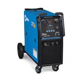 Miller MIGMatic 320i gázhűtéses kompakt inverteres szinergikus hegesztőgép 2 pár görgős beépített előtolóval  059015053