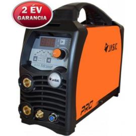 Heg. inverter JASIC ProTIG 200P DC AVI, MMA is (W212) 200A@35%Bi  (4m-es AVI pisztollyal és testkábellel) Akciós!
