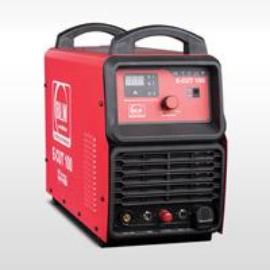 PLAZMAVÁGÓ inverteres BLM E-CUT100 inverteres plazmavágó,20-100A,35mm-ig finom vágásra, test és P80 munkakábellel, 27kg +10db elektróda