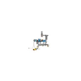 Clamping pipe rotator  (csőforgató leszorítóval)   0-2t   Szabadonfutó  TR-Machinery CPRD3