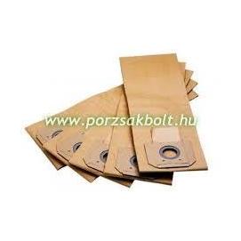 """FLEX porzsák Papírporzsák FS-P/ VC/ER 35M (5db/csom )   """" 296961"""""""