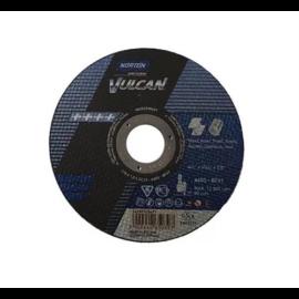 230x1,9mm vágókorong Norton Vulcan kék (A46S-BF41) Acél (25db/csomag) 3501041