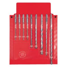 Fúrószár készlet SDS-PLUS befogású, 9db-os 5-12mm-ig KEN0577020K