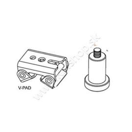 Szorító-feszítői StongHand XFVBM 4-IN-1 készlet, UF, UG szorítókhoz (Tartalma XFV pofa,  UE, UF, UG szorítókhoz és  adapter XFBM, 0,3kg)
