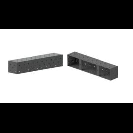 Vector Dragon    Építőblokk    800 x 200 x 200    6 mm    VS-WA-EB-0802-LV6