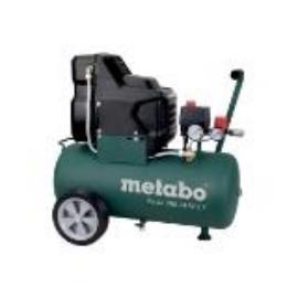 METABO kompresszor Basic250-24 W OF 24 liter, 8bar (601532000)