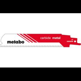 """METABO orrfűrészlap """"carbide metal"""" 150 x 1,25 mm 626556000"""