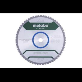 """METABO fűrészlap tárcsa """"SteelCutClassic"""" 305x25,4 Z60 FZFA/FZFA 4° fémre 628668000"""