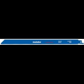 """METABO orrfűrészlap """"havy metal"""" 300x19x1,25mm Bi-Metall fűrészlap LONG LIFE S1225 VF 628263000"""