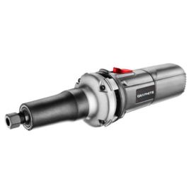 GRAPHITE 59G071 egyenescsiszoló 710W 6mm csap, 12 000 – 28 000 perc-1, max. csiszolóanyag d:25 mm,2kg