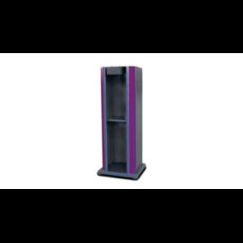 Kettős köszörű v. polírozó állvány (HxSzxM: 320x270x825 mm)     OPTIMUM   3107118