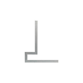 Derékszög karima/perem 400 mm Tovarna 020405-0001