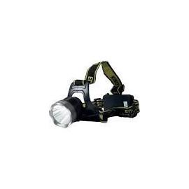 Lámpa alumínium vázzal fejlámpa  LED újratölthető LiOn akkuval (EDI9045080K)