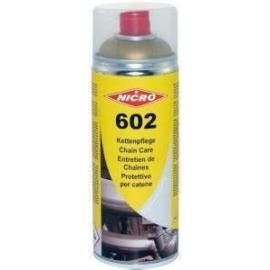 Spray; Nicro 602 Láncápoló 400ml 1NI1106310400ML
