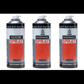 Spray heg.varrat repedésvizsgáló,előhívó,fehér, 400ml, 12d/karton, RIVELEX 200,    GCE   WP22034