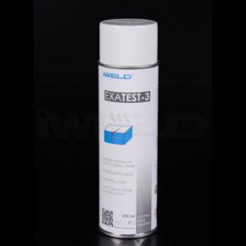 Spray heg.varrat repedésvizsgáló,előhívó,fehér, 500ml EXATEST-3 750EXATEST3