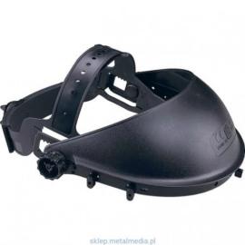 Muv. arcvédő álarchoz csak fejkosár, fekete műanyag 5 elfordítható rögzítővel PW99 előtét plexihez TFF9601520K