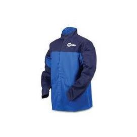 Hegesztő kabát Miller Indura, láng és szikraállól (100%pamut) XL-es,   258099