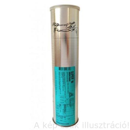Öntvény Super Ni  (98%Ni) 2,5x300mm (AWS A-5.15: E Ni-CI; EN ISO 1071-A: E C NI CI1) Elektroe-JESENICE, 5kg/csomag (megbontjuk)