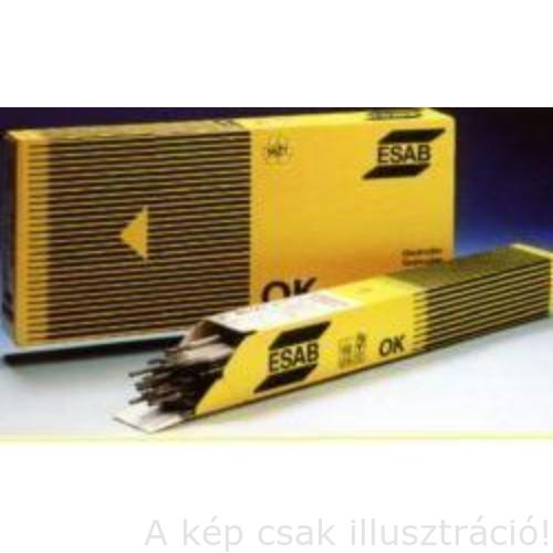 OK 55.00 2,5x350mm ESAB (4,5 kg/cs) bázikus bevonatú elektróda