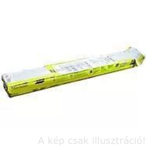 INOX R316L-17, OK 63.30 2,5mm ESAB ( 0,7 kg/cs)  sav és lugálló elektróda 19%Cr,9%Ni,2,5%Mo 633025