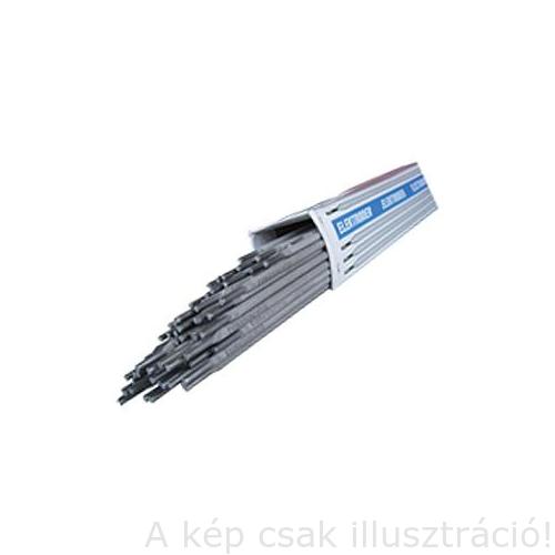 Bázikus bevonatú elektróda Elga P48 M 3,25x450mm (AWS A5.1: E 7018) 2,5kg/cs. DryPack,15kg/karton