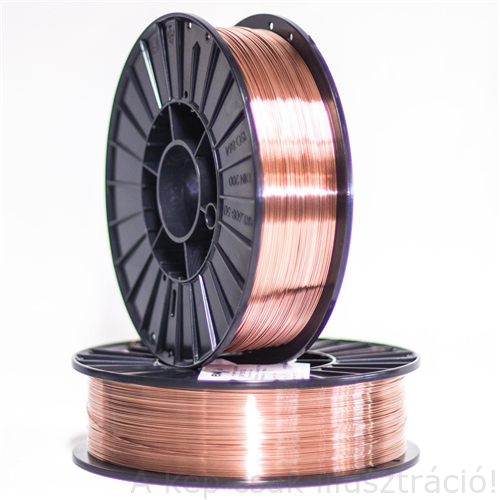 MIG CuSi3 0,8mm/5kg-D200 GOLD/ MIGALCO, AKCIÓS! 242.135