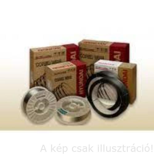 MIG Önvédő porbeles huzal 0,9mm/5kg D200-as  Supershield AWS A5.20 71T-GS Alfaweld