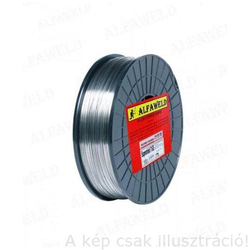 MIG ER410  1,0mm/15kg/cs. rozsdamentes huzal  (DRATEC)