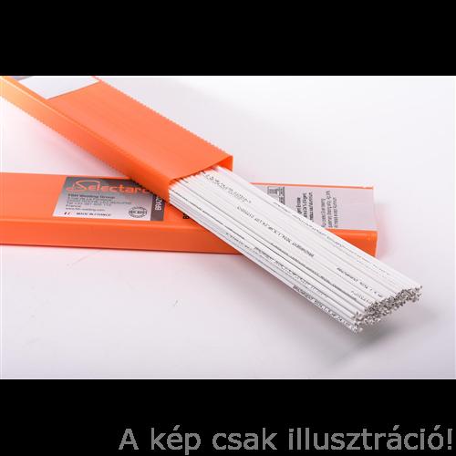 Forrasztó pálca ezüst L-Ag38Sn 1,5x500mm (38%Ag, folyatószerrel bev.)(38%Ag, folyatószerrel bev.) FSH (98szál=1kg) B Ag 38 Cu Zn Sn, 660-700