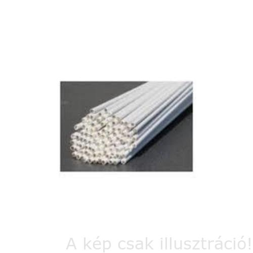 Forrasztó pálca ezüst L-Ag25Sn 1,5x500mm (25%Ag, folyatószerrel bev.) FSH (kb.100szál=1kg) B Ag 37 700-760C