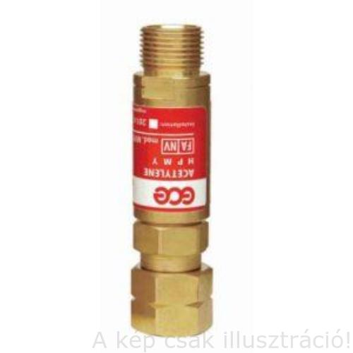 """Visszaégés gátló patron markolatra Égő gáz 3/8""""LH SG2 2 funkciós( 'FR18')    GCE   H0081950"""