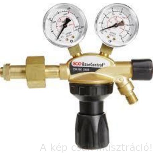 Reduktor CO2 GCE Basecontrol  0870293  (24-315bar,24liter/perc) W21,8mm   GCE   0870293