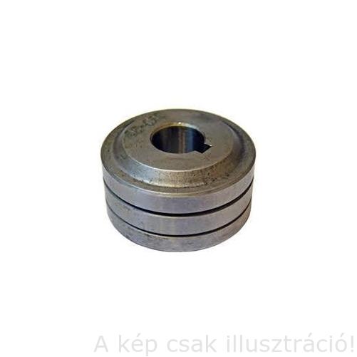 """Miller MIG görgő előtolóhoz,(Drive Roll) """"U"""" fém 0,8-1,0mm a 156053053-t váltja)(MPi 220P) 156053121"""