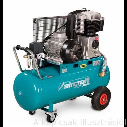Kompresszor AIRSTAR 853/100 (680 L/10Bar, 5,5kw, 100l tart.)   OPTIMUM   2009831