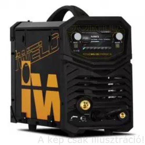 MIG/MAG Heg. gép Iweld GORILLA POCKETMIG 230 Synergic(MIG/BKI) invertres,(230V,196@60%,152A@100%D=300mm/15kg) 800MIG230SYN