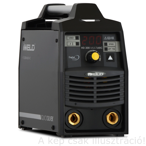 Heg. inverter IWELD HD 200 MULTIARC 8HD200MTARC