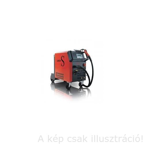 LORCH MIG S8 SpeedPulse XT 500A-60%Bi A/W (beépített előtoló, vízhűtéses), SpeedPulse,SpeedRoot,SppedArc+extra SpeedUp eljárások