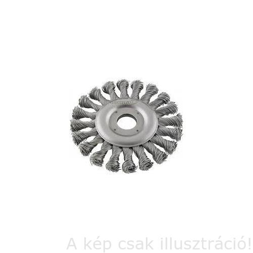 Drótkorong 115x22,2 0,5mm fonott  'FORMAT' 70200115