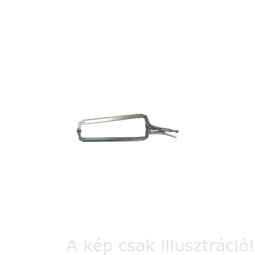 Önzáró fogó C-profilú, önbeálló pofákkal 0-400mm KEN5589360K