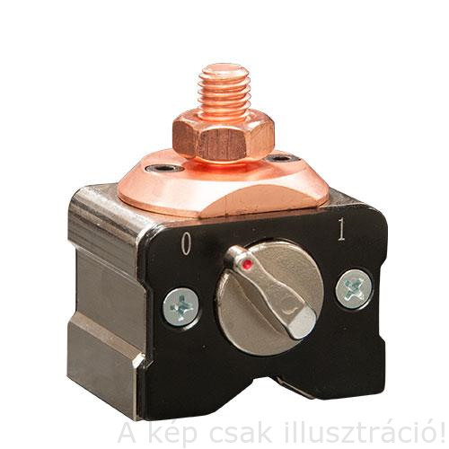 Mágneses hegesztési test StongHand GM203 Powerbase (20kg max húzó erő, 300A@60%Bi, 0,5kg,50 x 50 x 64 mm)
