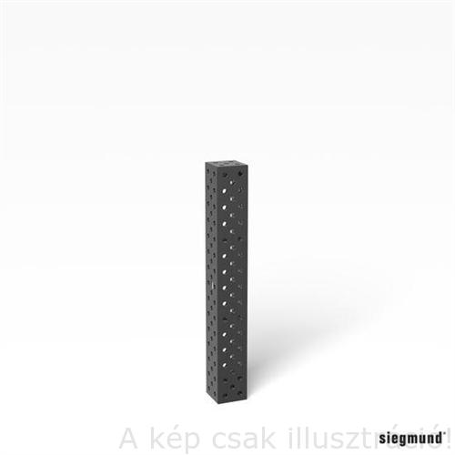 Siegmund System 28 U-alakú (négyzet alapú hasáb) hosszabbító 1500x200x200mm plazma-nitridált (2-280380.P)-(280560.N csavarral kapcs.)