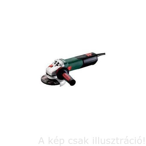 METABO WEA 17-125 Quick sarokcsiszoló(Csiszolótárcsa-Ø 125 mm,1.700 Watt,fordulatszám 11 000 /min,Nyomatéka  3,7 Nm) Akciós! 600534000