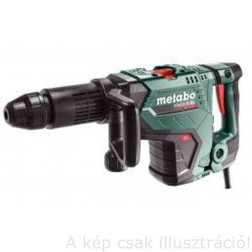 METABO MHEV 11 BL(szénkefe mentes) vésőkalapács, (EPTA):18 J,1500W + SDS MAX 3db-os vésőkészlet