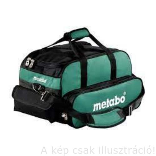 """METABO szerszámtáska """"kicsi"""", (HxSzxM): 460 mm x 260 mm x 280 mm /657006000"""