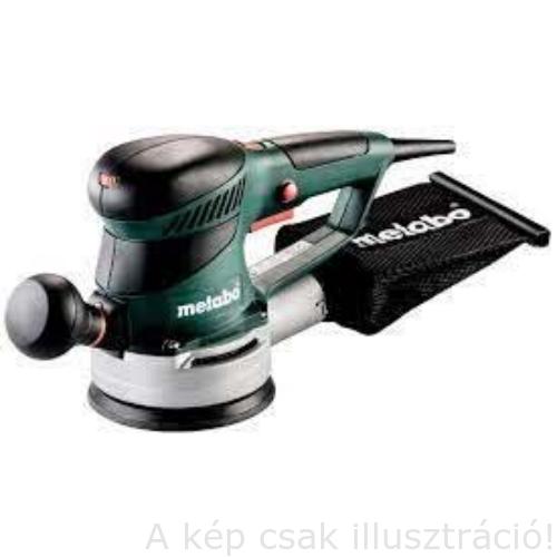 METABO SXE 425 TurboTec Excentercsiszoló 320W 125mm 600131000
