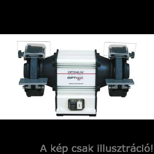 Kettős köszörű OPTIgrind GU 20 (400V)    OPTIMUM   3101520
