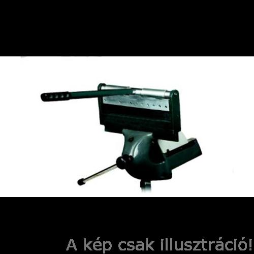 Kézi élhajlító FP30, satuba fogható 320mm max 2,5mm lemezhajlító     OPTIMUM   3244028